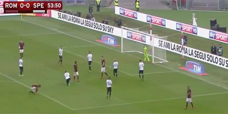 La Roma eliminata dalla Coppa Italia dallo Spezia ai rigori