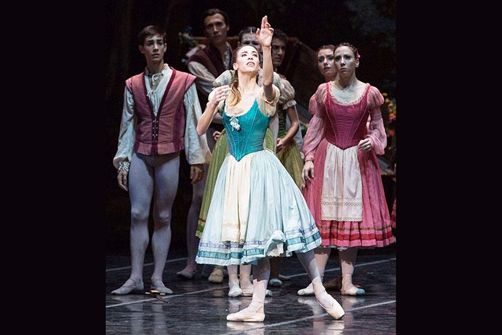 Opera di Roma Yasuko Kageyama Rebecca Bianchi in Giselle