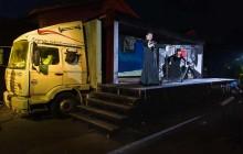 Figaro, Opera Camion in giro per la capitale