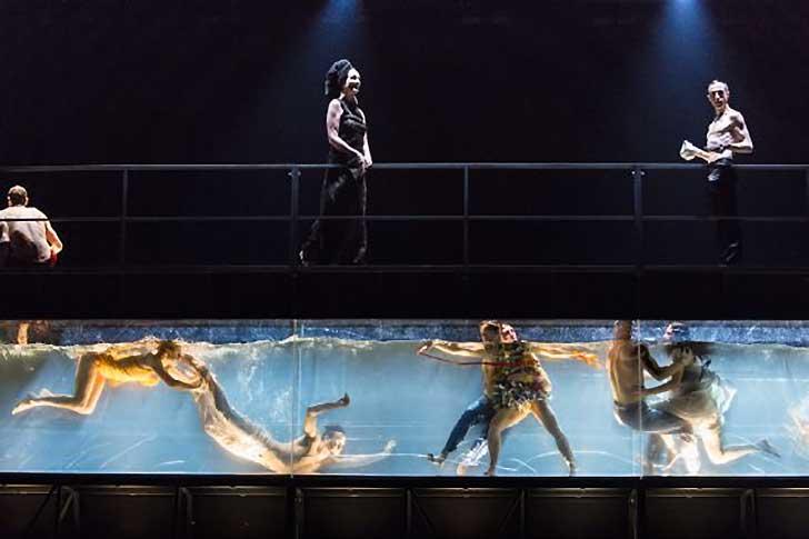 Dido & Aeneas di Sasha Waltz apre Romaeuropa