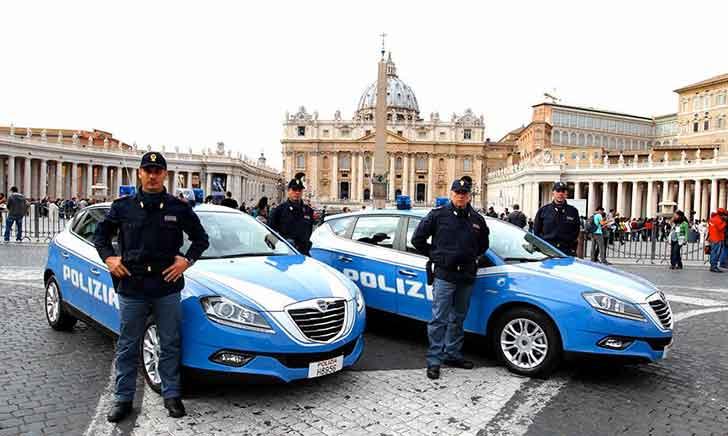 San Pietro, con chiusura Porta Santa. I ringraziamenti del Questore agli agenti