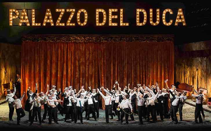 Debutta all'Opera di Roma Rigoletto per la regia di Muscato
