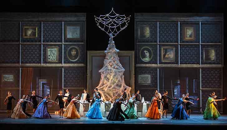 Al via la stagione di Balletto all'Opera di Roma con Lo schiaccianoci e Il Pipistrello